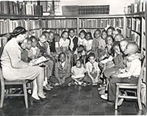 B H Robinson Library, Alexandria, VA