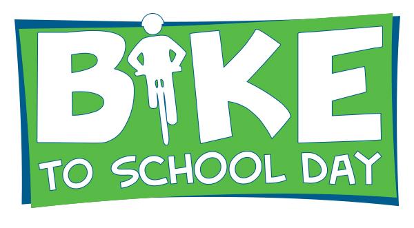 Bike to School Day Logo