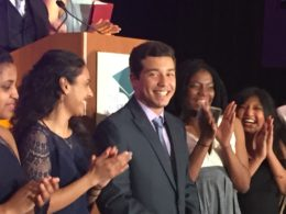 Peter Laboy honored for his scholarship