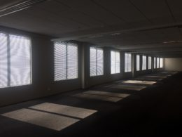 West End school interior view