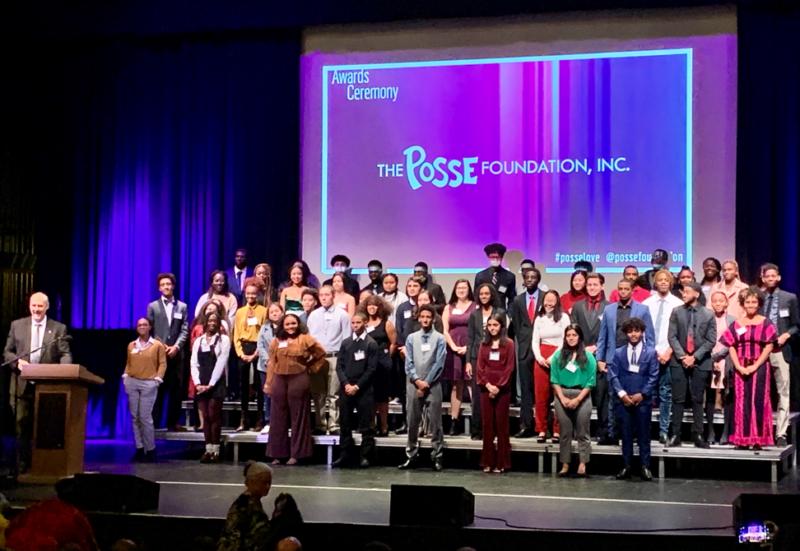 posse scholarship winners