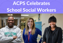 ACPS Celebrates School Social Workers