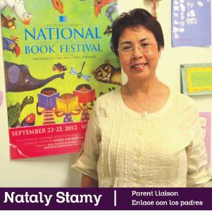 Nataly Stamy