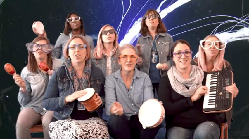 Screen Shot from MacArthur SOL Video