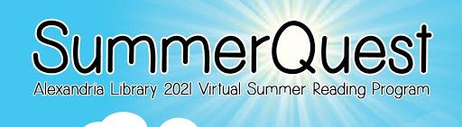 SummerQuest: Alexandria Library's Virtual Reading Program