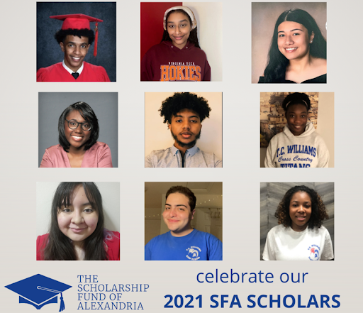 The Scholarship Fund of Alexandria Awards $525,000 in Scholarships to the T.C. Williams Class of 2021