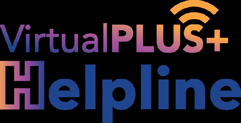 Virtual PLUS+ Helpline