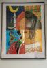 student artwork - portrait representing multiple ethnic groups