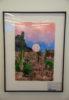student artwork - desert sunset