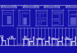 classroom blueprint