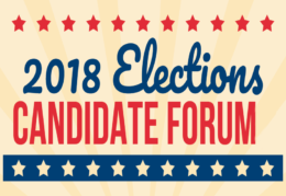 2018 Elections Candidate Forum