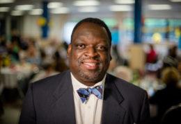 Gregory Baldwin, ACPS School Climate Specialist