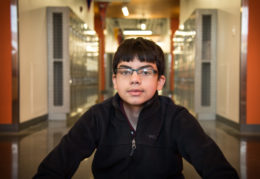 Pablo Vega - National Geographic Bee Student
