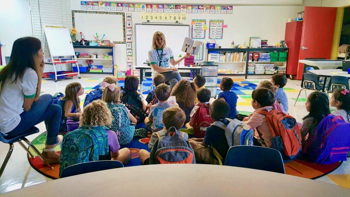 Kindergarden Prep Class