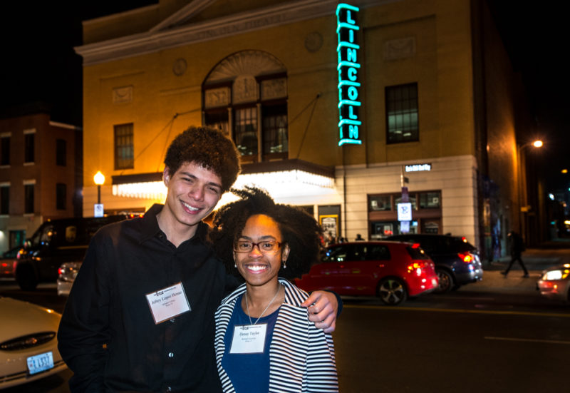 Jefrey Lopez Henao and Denay Taylor