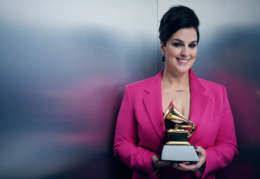 tracy young with grammy