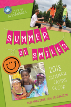 Summer of Smiles 2018 Summer Camp Guide