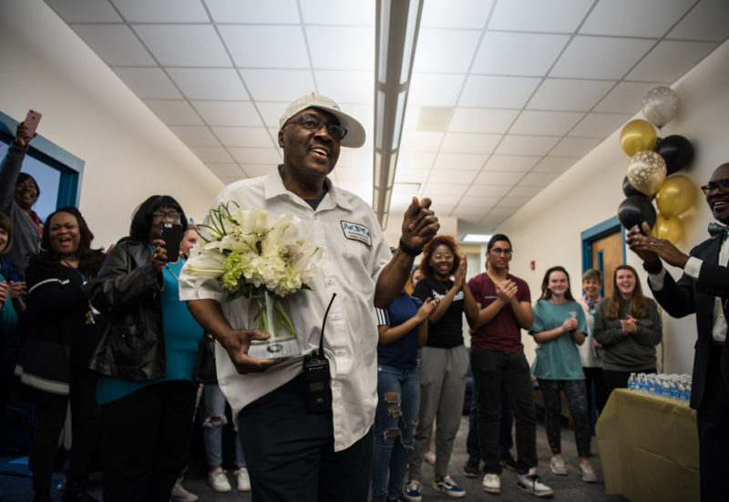 James Harrison - ACPS 2019 Support Staff of the Year