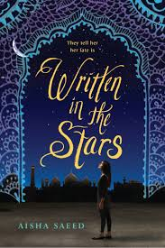 Book Cover Written in the Stars