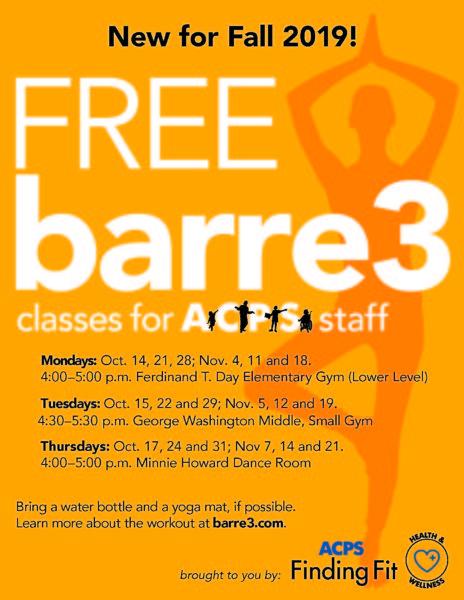 barre class poster