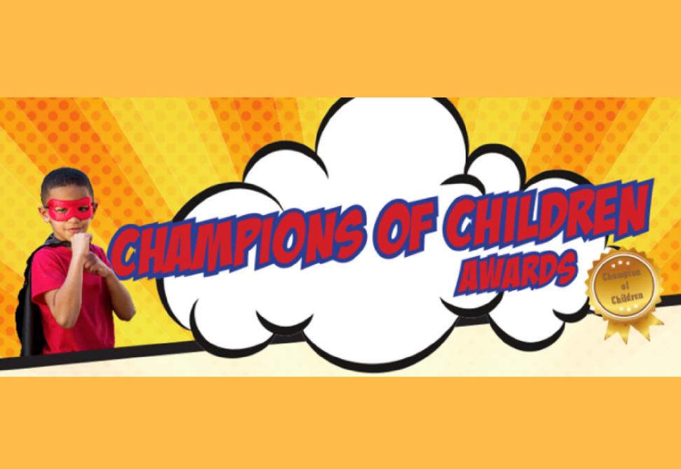 Champions for Children Graphic