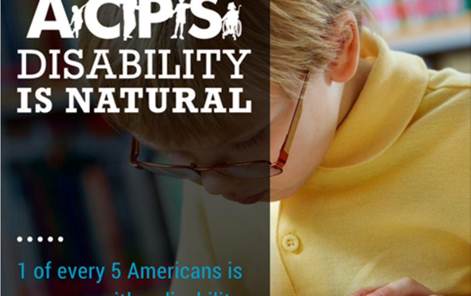 ACPS Recognizes Disability History and Awareness Month
