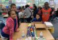 William Ramsay 4th grade science class