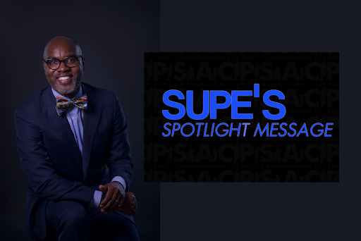 Supe's Spotlight Message