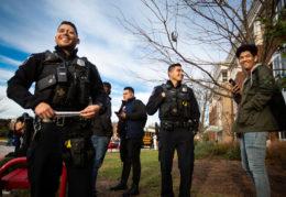 Officers Gary Argueta and Johnny Larios