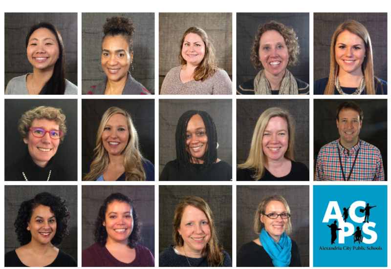 Elementary Teacher of the Year Nominees 2019