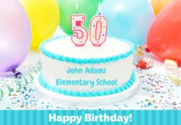 Happy Birthday John Adams - 2