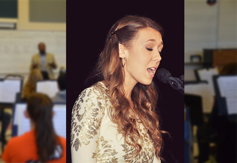 Kiera Moran is performing at Alexandria First Night.