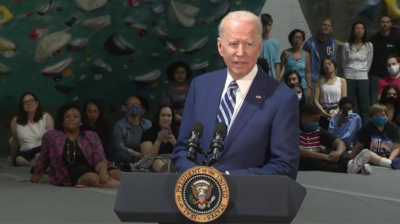 President Biden - photo courtesy of