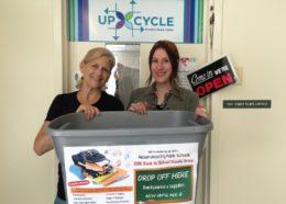 Upcycle Donation Bin