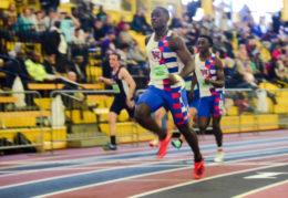 Ibrahim Bangura's US #1 6.37 in 55 dash at FITInvite