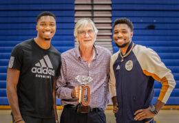 Josephus Lyles, Coach Hughes, Noah Lyles