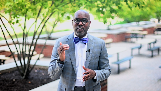 Superintendent Dr. Hutchings