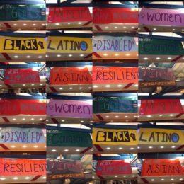 Diversity signs at TC