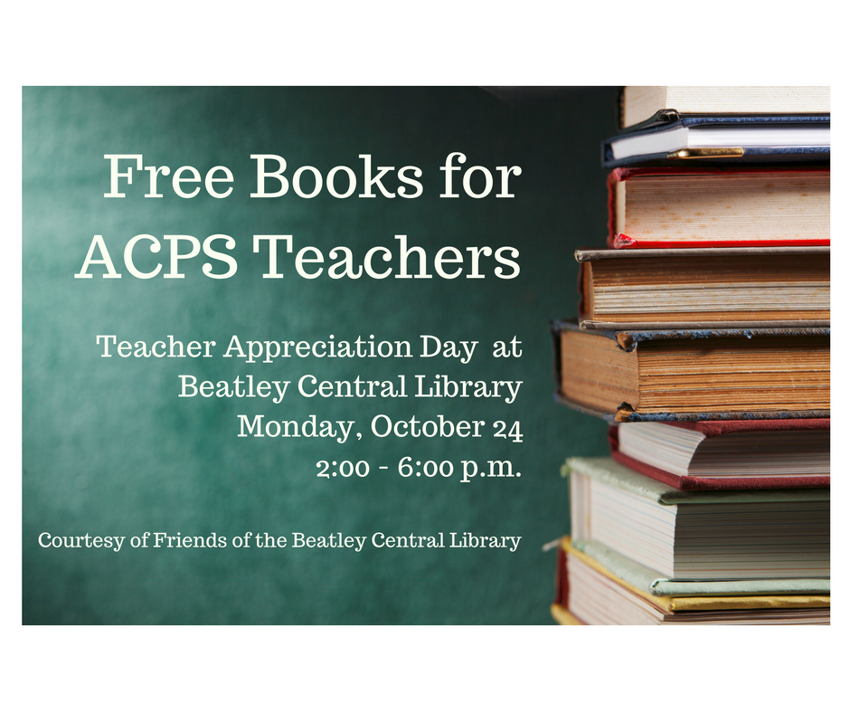 Free books for teachers